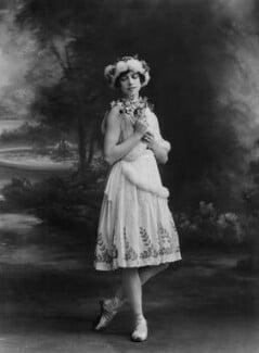 Phyllis Bedells, by Bassano Ltd - NPG x19379