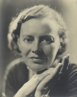 Margaret Ethel ('Storm') Jameson, by Howard Coster - NPG x1938
