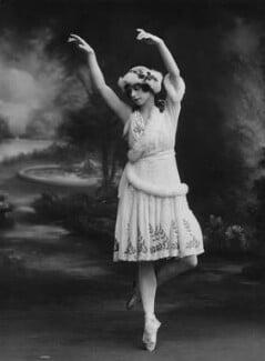 Phyllis Bedells, by Bassano Ltd - NPG x19381