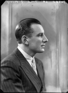 Fred Perry, by Bassano Ltd - NPG x19405