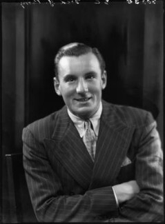 Fred Perry, by Bassano Ltd - NPG x19406