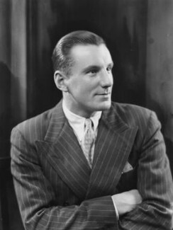 Fred Perry, by Bassano Ltd - NPG x19407
