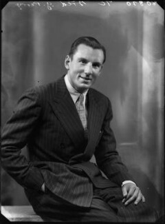 Fred Perry, by Bassano Ltd - NPG x19408