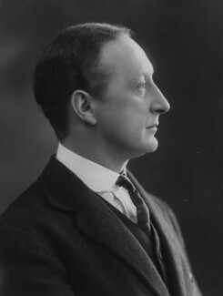 Robert Hale (John Robert Hale-Munro), by Bassano Ltd - NPG x19417