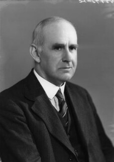 Sir Arthur Eddington, by Bassano Ltd - NPG x19432