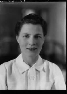Edith Summerskill, Baroness Summerskill, by Bassano Ltd - NPG x19467
