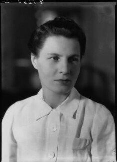 Edith Summerskill, Baroness Summerskill, by Bassano Ltd - NPG x19468