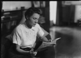 Edith Summerskill, Baroness Summerskill, by Bassano Ltd - NPG x19469