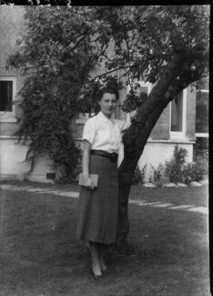 Edith Summerskill, Baroness Summerskill, by Bassano Ltd - NPG x19470