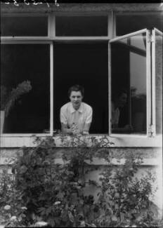 Edith Summerskill, Baroness Summerskill, by Bassano Ltd - NPG x19471