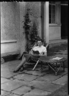 Edith Summerskill, Baroness Summerskill, by Bassano Ltd - NPG x19472