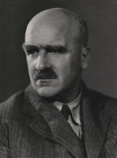 John Burdon Sanderson Haldane, by Howard Coster - NPG x1948
