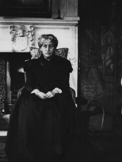 Jane Morris (née Burden), by Sir Emery Walker - NPG x19600