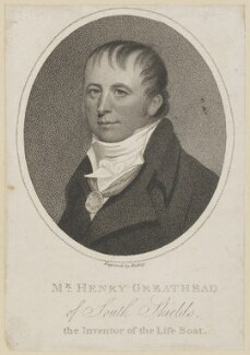 Henry Greathead, by William Ridley - NPG D10572