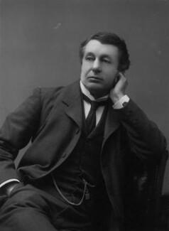 Sir Charles Wyndham (Charles Culverwell), by Sir Emery Walker - NPG x19632
