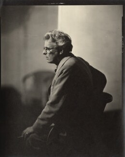 W.B. Yeats, by Howard Coster - NPG x1964
