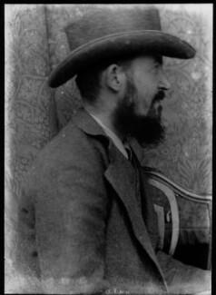George Bernard Shaw, by Sir Emery Walker - NPG x19671