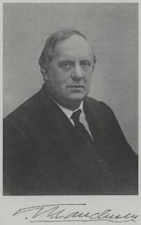 Frederick William Lanchester, by Unknown photographer - NPG x19810