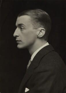 Stephen McKenna, by E.O. Hoppé - NPG x19843