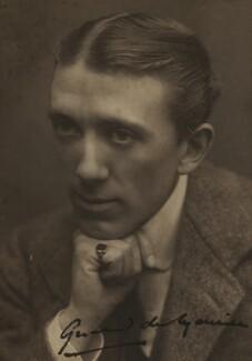 Sir Gerald Du Maurier, by Lizzie Caswall Smith - NPG x19845