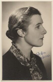 Stella Gibbons, by Yvonne Gregory - NPG x19847