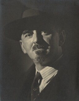 Sir David Low, by Howard Coster - NPG x1993