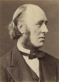 (William) Edward Hartpole Lecky, by Unknown photographer, 1880s - NPG x19970 - © National Portrait Gallery, London