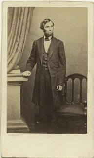 Abraham Lincoln, by Mathew B. Brady - NPG x20047