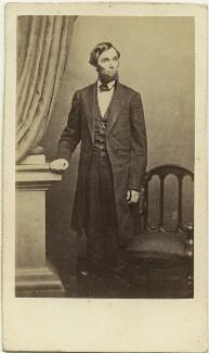 Abraham Lincoln, by Mathew B. Brady - NPG x20047