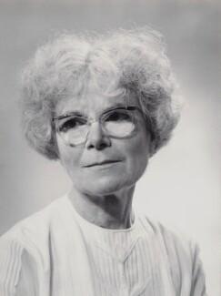 Dame Kathleen Lonsdale (née Yardley), by William Beard - NPG x20140
