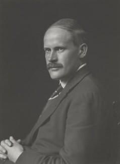 Sir Harold Jeffreys, by Walter Stoneman - NPG x20197
