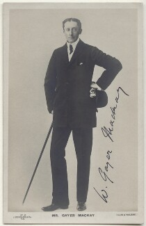 (William) Gayer Starbuck Mackay, by Alfred Ellis & Walery, published by  J. Beagles & Co - NPG x20331