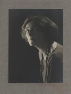 Sybil Thorndike, by Florence Vandamm - NPG x20439