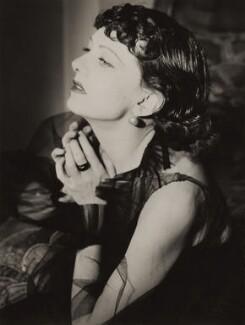 Rosalinde Fuller, by Francis Bruguière - NPG x20444