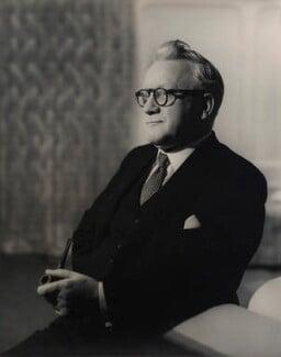 Herbert Stanley Morrison, Baron Morrison of Lambeth, by Howard Coster - NPG x2046