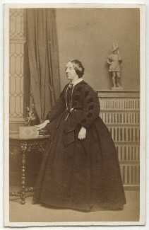 Mrs Malcolind, by W.T. & R. Gowland (William Thomas Gowland & Robert Gowland) - NPG x20481