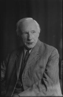 G.E. Moore, by Walter Stoneman - NPG x20562