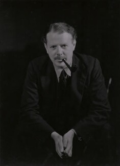 Harold Nicolson, by Howard Coster - NPG x2059