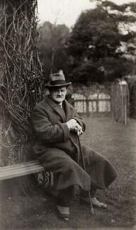 Sir Hugh Percy Allen, by Elsie Gordon - NPG x20601