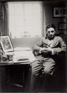 Sir John Barbirolli, by Elsie Gordon - NPG x20604