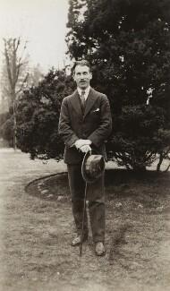 Sir Arthur Bliss, by Elsie Gordon - NPG x20608