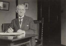 Sir Edward German, by Elsie Gordon - NPG x20617