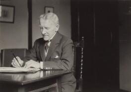 Sir Edward German, by Elsie Gordon - NPG x20618
