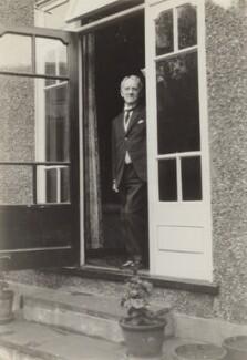 Sir Edward German, by Elsie Gordon - NPG x20621