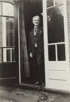 Sir Edward German, by Elsie Gordon - NPG x20622