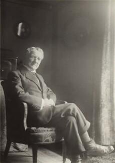 Sir Edward German, by Elsie Gordon - NPG x20623