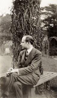 Sir Eugene Goossens, by Elsie Gordon - NPG x20625