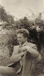 Percy Grainger, by Elsie Gordon - NPG x20632