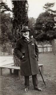 Sir Alexander Campbell Mackenzie, by Elsie Gordon - NPG x20651