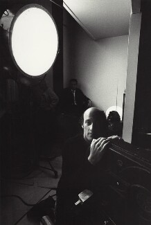 Richard Lester on set of 'Petulia', by Bob Willoughby - NPG x20691